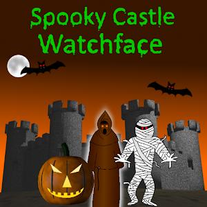 Spooky Castle Watchface