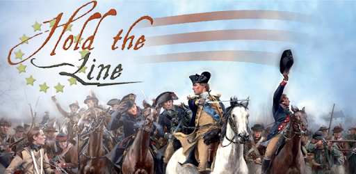 Hold the Line covers battles fought during the American Revolution.