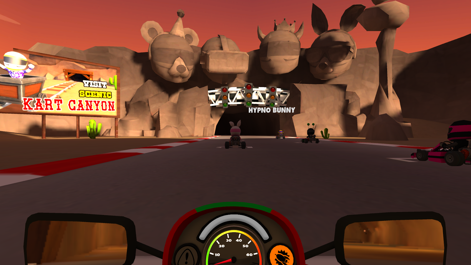 VR Karts: Sprint- screenshot