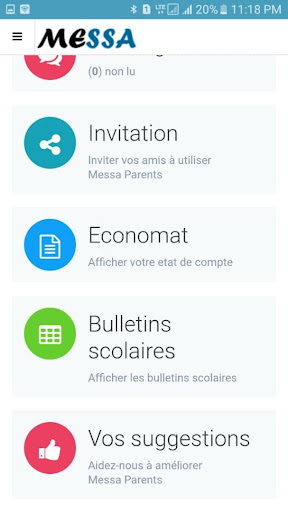 Messa Parent Apk 2