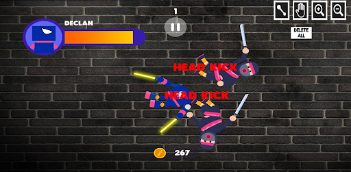 Superheroes Playground: Human Ragdoll screenshot 2