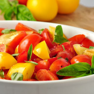 Rustic Tomato Salad Recipe