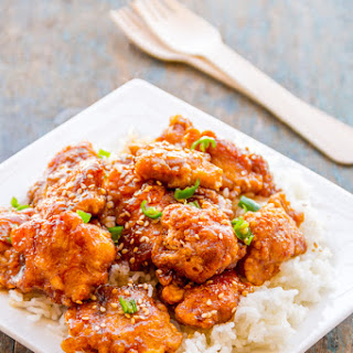 Baked Sweet and Sour Chicken *Video Recipe*.