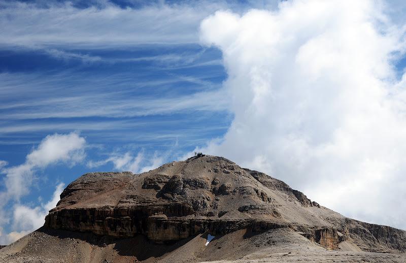 Dolomiti e nuvole di nicoletta lindor