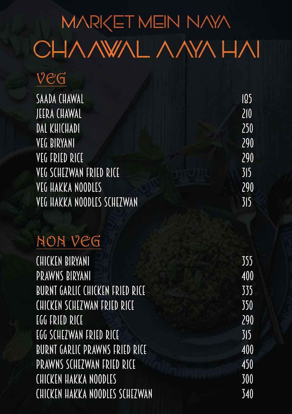 Pakka Local Bar menu 8