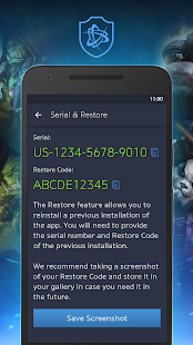 Battle.net Authenticator- screenshot thumbnail