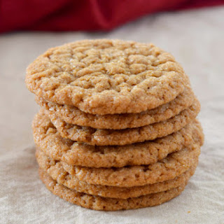 No-Chill Vegan Gingerbread Cookies