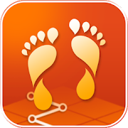 Step Counter Pedometer-Walking for weight loss