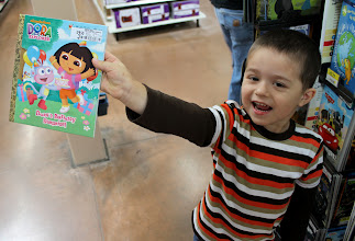 Photo: Yay!! There were a few Nickelodeon Golden Books, so we grabbed them in a heartbeat!!