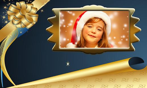 Vánoční foto selfie - náhled