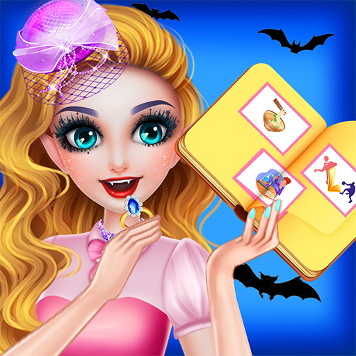 Romantice Love Date - Vampise Princess Icon
