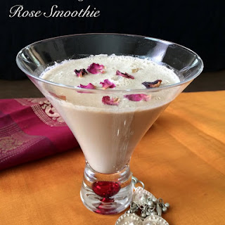 Mother's Day Rose Smoothie