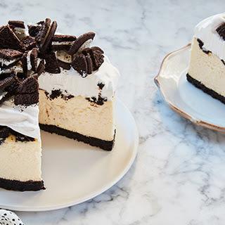 Slow-Cooker Oreo Cheesecake.