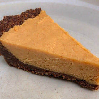 Keto Peanut Butter Pie [ Peanut Butter And Cream Cheese Filling ].