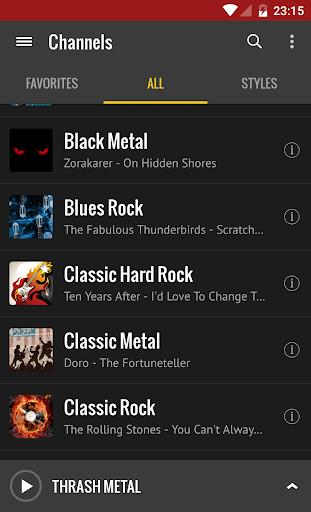 Rock Radio 4.1.2.5702 screenshots 1
