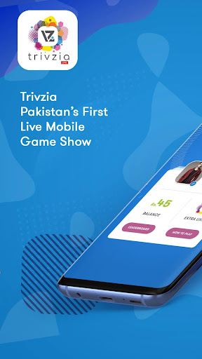 Trivzia: Pakistan's first Live Trivia Game Show 3.96 Cheat screenshots 1