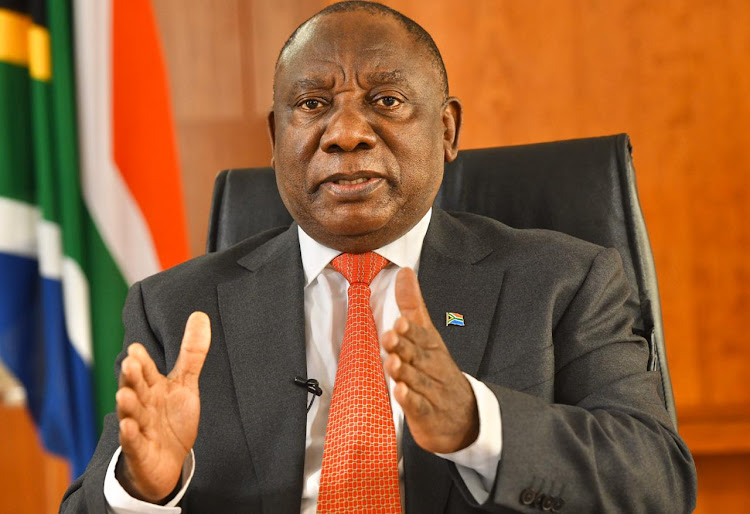 With the GDP estimated to have shrunk by 7.8% in 2020, some economists were expecting Ramaphosa to use the 2021 Sona to present a new blueprint to pull the country out of the ruins of Covid-19.