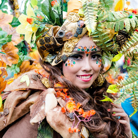 by Eko Probo D Warpani - Artistic Objects Clothing & Accessories ( colour, jember, fashion, jember fashion carnival, color, carnival, indonesia, carnaval, street, jember fashion carnaval, party,  )