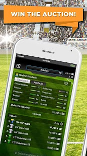 GOAL Manager – Miniaturansicht des Screenshots