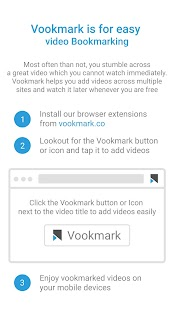 Vookmark.co- screenshot thumbnail