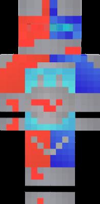 el robot de sangre y luz