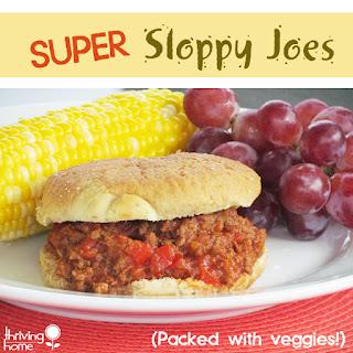 Goodbye Manwich, Hello Super Sloppy Joes.