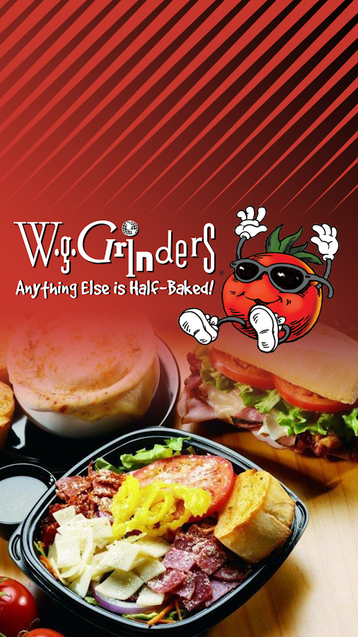 W.G. Grinders-Pickerington, OH- screenshot