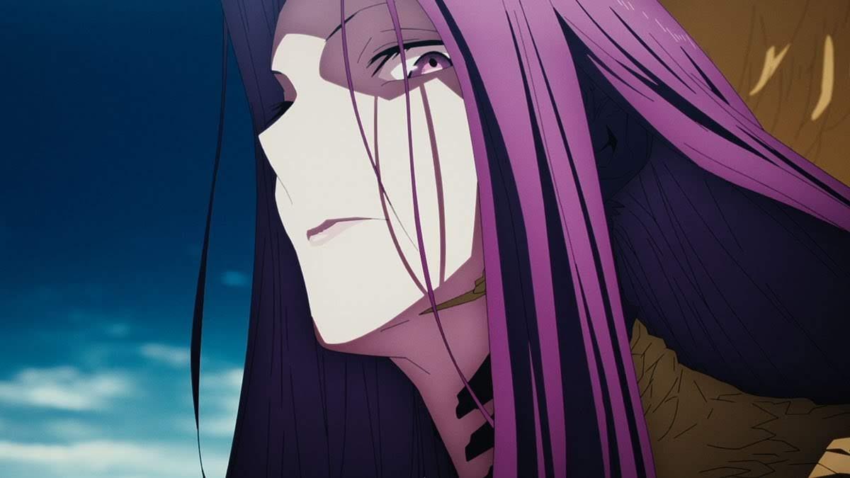 Fate/GrandOrder 絶対魔獣戦線バビロニア 8話「魔獣母神」動画