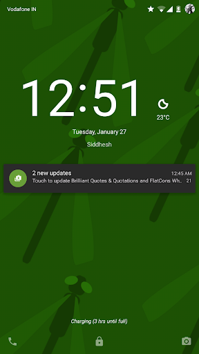 Damselfly - CM12 Theme screenshot 4