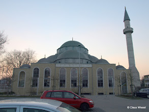 Photo: Eine Moschee in Duisburg