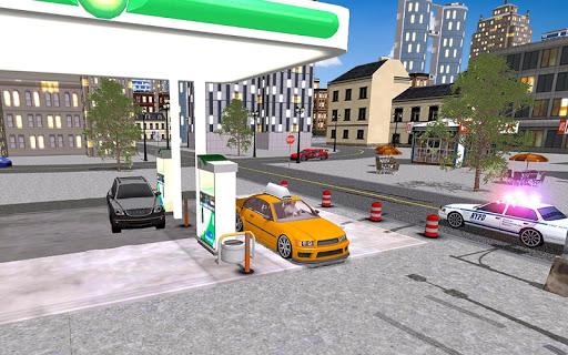 City Taxi Driving simulator: online Cab Games 2020 1.42 screenshots 5