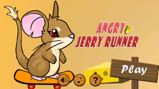 Angry Jerry Runner