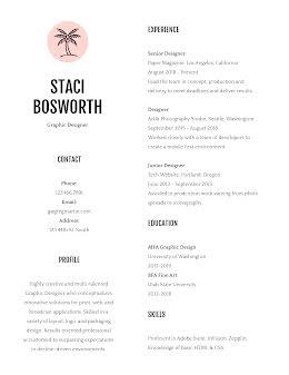 Staci M. Bosworth - Resume item
