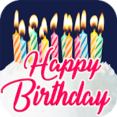 Happy Birthday Cards Free App
