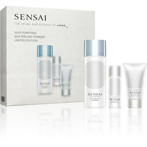 Sensai Silky Purifying Silk Peeling Powder Set
