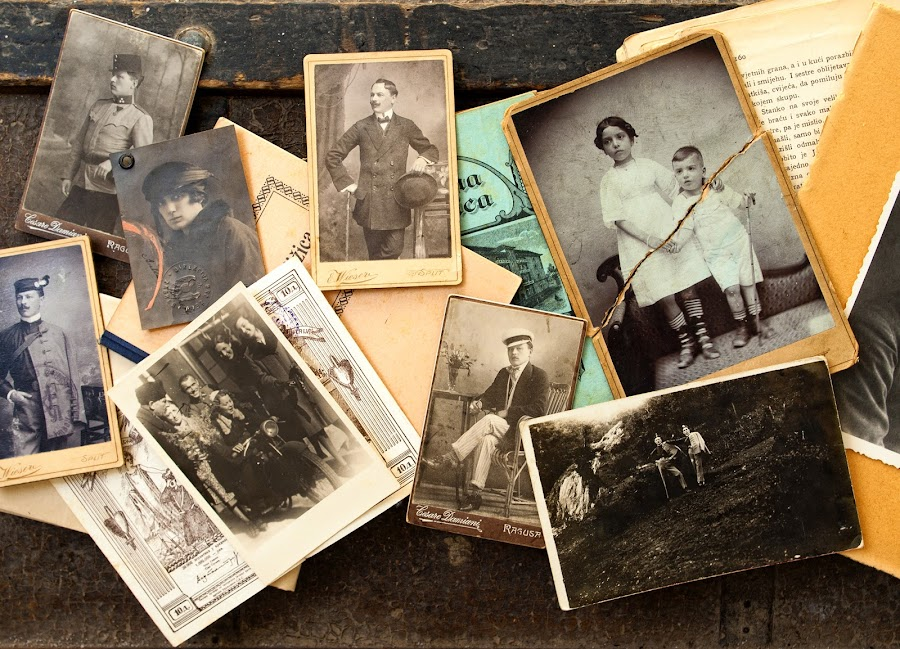 old memories by Boris Filipovich - Artistic Objects Antiques