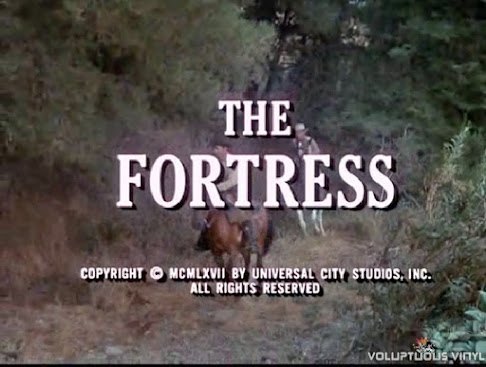 Title Screen for the episode of The Virginian featuring Barbara Bouchet