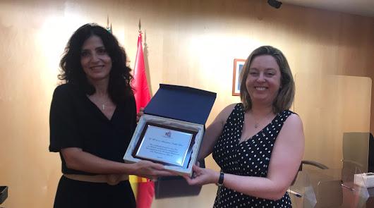 La APM homenajea a la magistrada Almudena Nadal