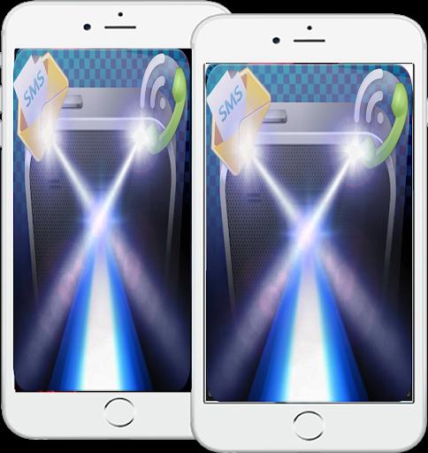 Flashlight - SMS Call Flash