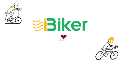 iBiker Cycling Tracking & Heart Rate Training - by Fitdigits