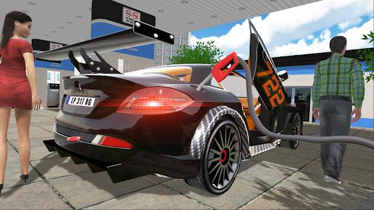 Car Simulator McL MOD (Unlimited Money) 1