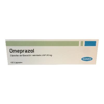 OMEPRAZOL SAIMED 20 MG BLIST 10CAP