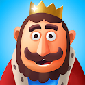 Idle King Tycoon Clicker icon