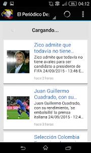 Noticias de Colombia screenshot 2
