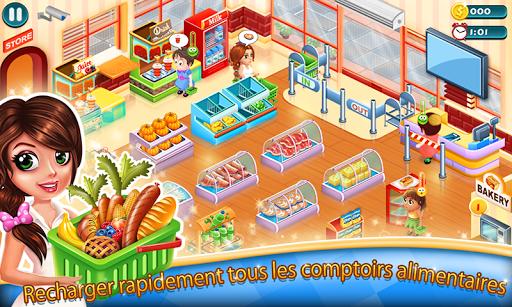 Code Triche Supermarchu00e9 Tycoon APK MOD screenshots 3