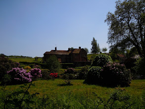 Photo: English countryside house