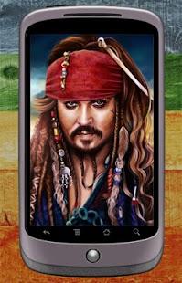 Jack Sparrow Wallpaper - náhled