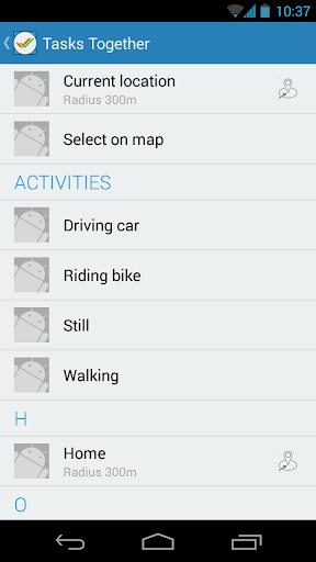 Tasks Together screenshot 5