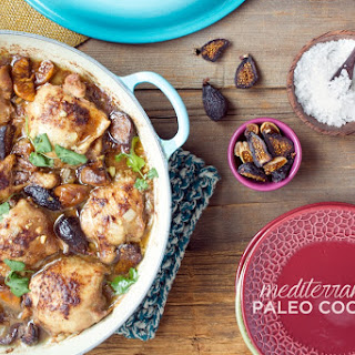 Fig and Ginger Chicken Tajine.