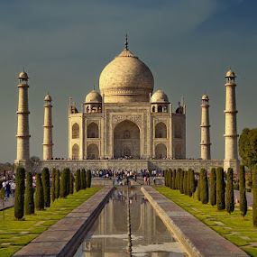 Graves of Love by Mac Evanz - Buildings & Architecture Public & Historical ( taj mahal )